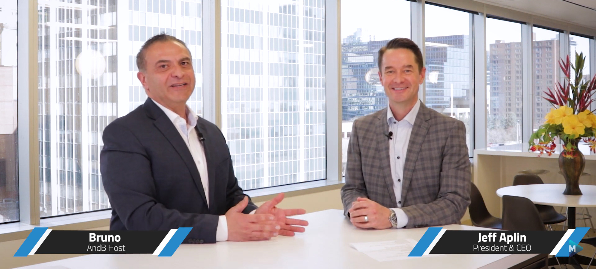 Jeff Aplin Discusses Hiring Trends in Staffing on &B | Four Episodes